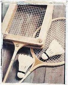 BC Cosmos 77 | Ontstaan Badminton Badminton Geschiedenis