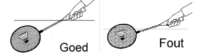 BC Cosmos 77 | Spelregels Badminton Spelregels